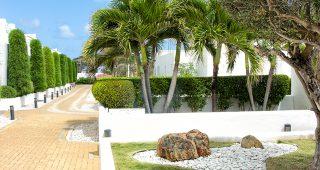Coral Beach Club Exterior